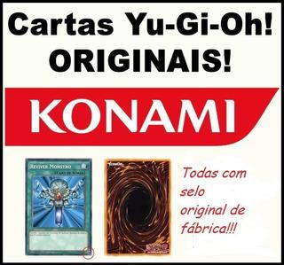 Promoção Lote De 500 Cartas Originais De Yugioh Baralho