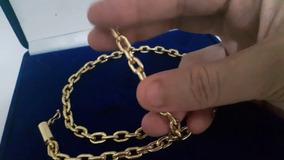 Super Promoção + Brindes.-corrente Masculina Cartier Maciça.