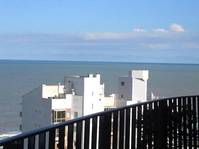 Dpto. En Piso 14, Frente Al Mar, Vista Inmejorable!$800