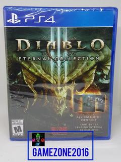 Diablo 3 Eternal Collection * Nuevo * Fisico * Ps4 *