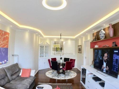 Imagem 1 de 27 de Apartamento À Venda, 120 M² Por R$ 1.350.000,00 - Alto De Pinheiros - São Paulo/sp - Ap2298