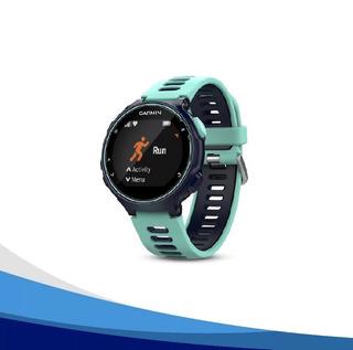 Reloj Garmin 735xt Celeste Gps P Triatlón Natacion Carrera
