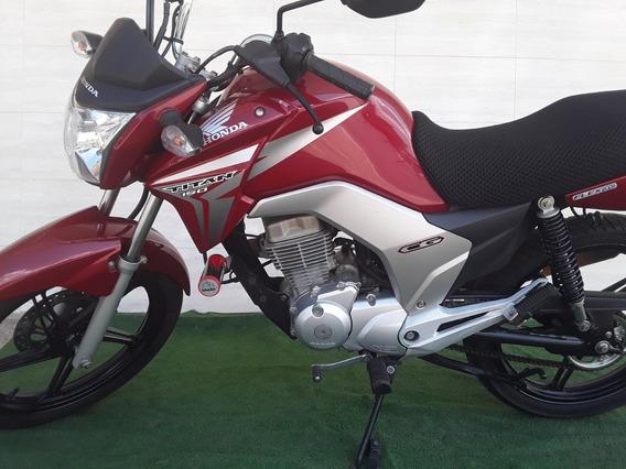 Titan 150 Ex Flex Revisada, Sem Avarias, Com Garantia. Linda