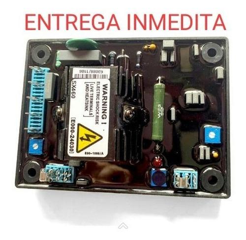 Reemplazo De Regulador Avr Sx460 Automático De Voltaje