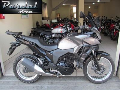 Kawasaki Versys X300 2018 Cinza