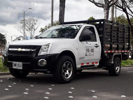 Chevrolet Luv D-max Estacas 4x2