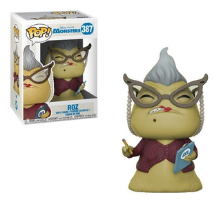 Funko Pop! Monster Inc - Roz #387