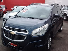 Gm - Chevrolet Spin Lt 1.8 Un.dono Impecavel 64mkms