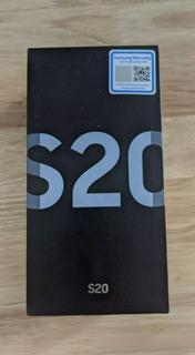 S20 Na Caixa
