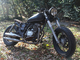 Bobber Motomel Custon 200