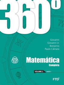 360º - Matemática - Completa - Vol. 2