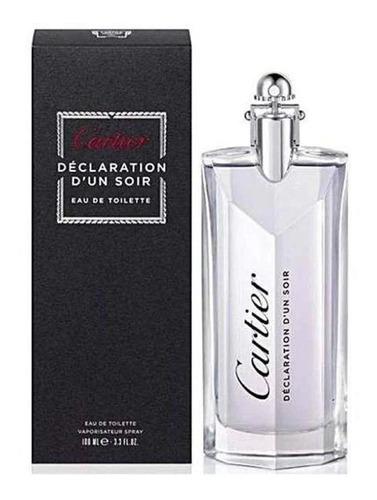 Perfume Cartier Declaration D'un Soir - mL a $2450