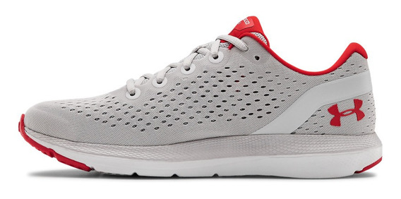 Tenis Under Armour Hombre Blanco Ua Charged