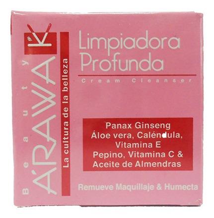 Crema Arawak Limpiadora Profunda X 50gr