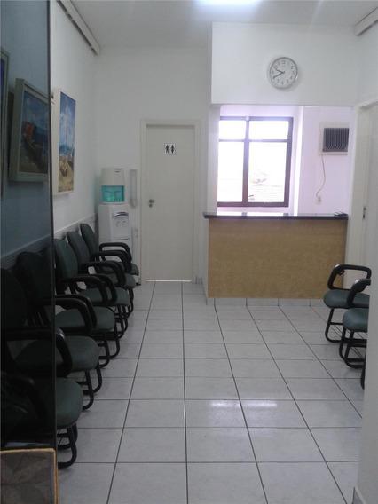 Sala Em Vila Belmiro, Santos/sp De 80m² À Venda Por R$ 420.000,00 - Sa326289