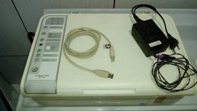 Impressora Multifuncional Hp Deskjet F4280 Usada Leia Anunci