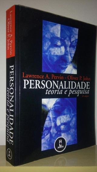 Personalidade Teoria E Pesquisa - Lawrence A. Pervin 8edição