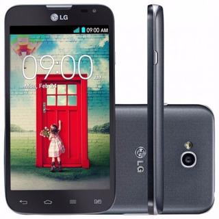Lg L70 Dual-sim Smartphone Con Funda De Uso Rudo De Regalo