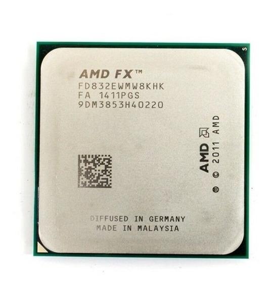 Processador Amd Fx 8320e Octa-core 3.2ghz (4ghz Turbo)