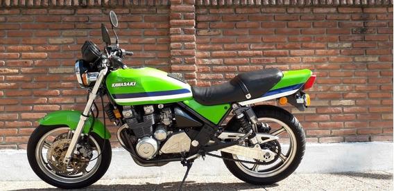 Kawasaki Kz 550 Zephyr Cb Xj Dolar Billete Permuto Qr Motors