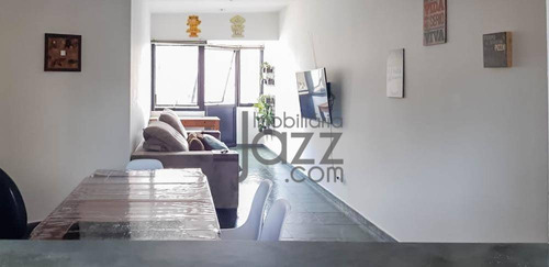 Excelente Apartamento Com 1 Dormitório À Venda, 56 M² Por R$ 250.000 - Jardim Guanabara - Campinas/sp - Ap5801