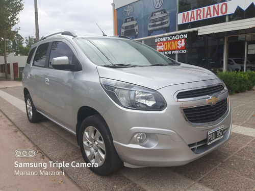 Chevrolet Spin 1.8 Activ Ltz 7as 105cv 2015