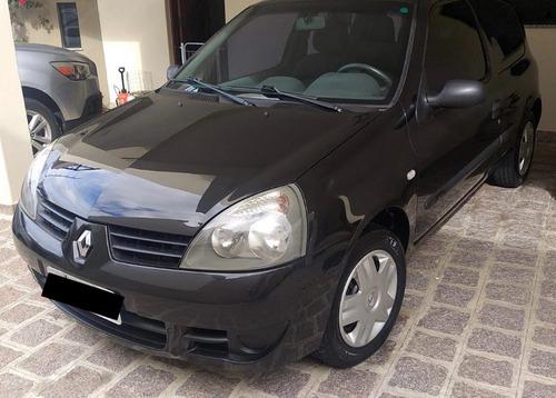 Renault Clio 2007 1.0 16v Authentique Hi-flex 3p