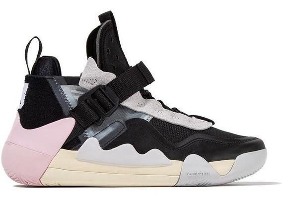 Jordan Defy Black Grey Coral Basquet Jordan Nba 23 Nike
