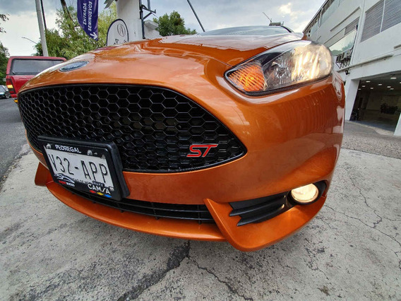 Ford Fiesta 5p St Hb L4/1.6 Man