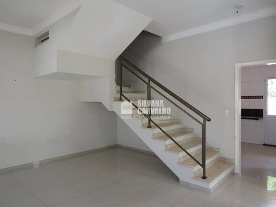 Casa Para Locação No Condomínio Village Bella Vista Em Itu. - Ca2856