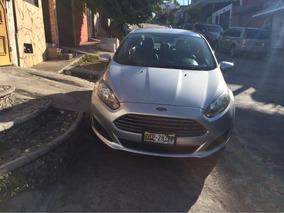 Ford Fiesta 4p S 5vel 1.6l 2014