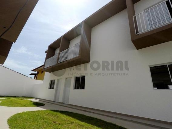Sobrado Com 2 Dormitórios À Venda, 74 M² Por R$ 220.000,00 - Balneário Dos Golfinhos - Caraguatatuba/sp - So0112