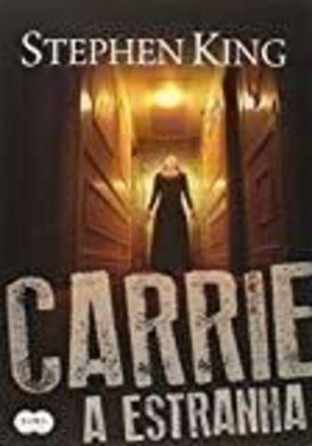 Livro Carrie, A Estranha Stephen King