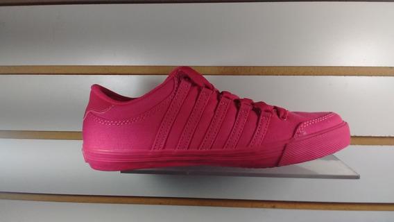 Tenis Para Dama K-swiss Original Rosas Para Dama