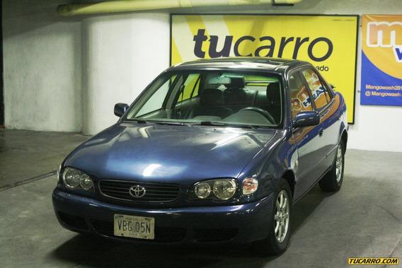 Toyota Corolla Pantalla