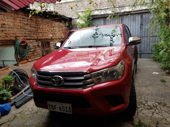 Toyota Hilux Full 4x4 A Gasolina