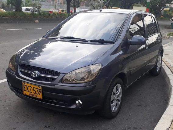 Hyundai Getz Gl 1.6