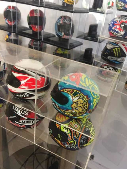 Coleção Mini Capacetes Motogp