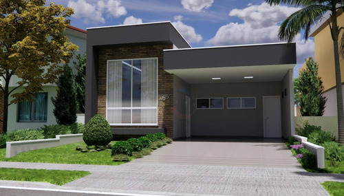 Casa Com 3 Suítes À Venda, 150 M² Por R$ 900.000 - Jardim Mantova - Indaiatuba/sp - Ca11738