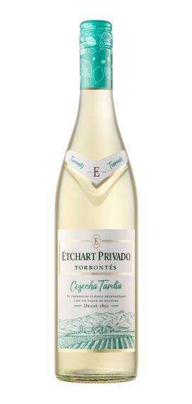 Vino Blanco Etchart Privado Torrontés Cosecha Tardia