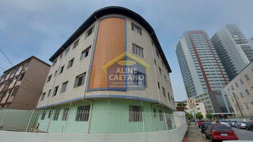 Imagem 1 de 18 de Apartamento Com 1 Dorm, Boqueirão, Praia Grande - R$ 149 Mil, Cod: Cla388 - Vcla388