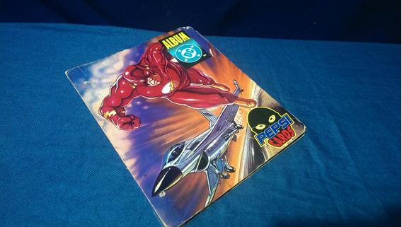 Colección Pepsi Cards Dc 1-100