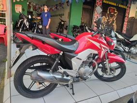 Honda Titan 150 Ex 2015 Moto Podium