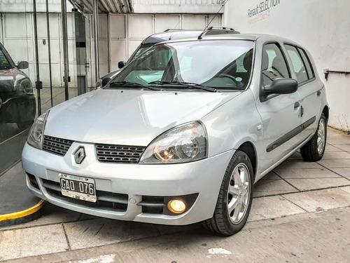 Renault Clio Infinit 1.6 16v 2007 Inmaculado! (mac)