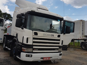 Scania 114 360 Frontal