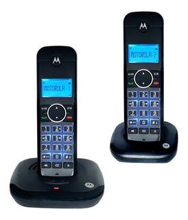 Set Teléfonos Inalámbricos Motorola Nuevo Contestador 300 M