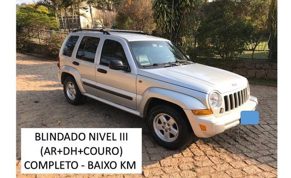 Jeep Sport 3.7 - Blindada Nível 3 Impecável
