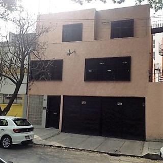 Casa Para Oficina En Mixcoac Sta. Ma. Nonoalco
