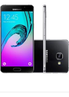 Celular Samsung Galaxy A7 2016 Dual Chip Android 5.1 Tela