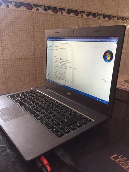Notebook Positivo Sim+ 5020m Usado
